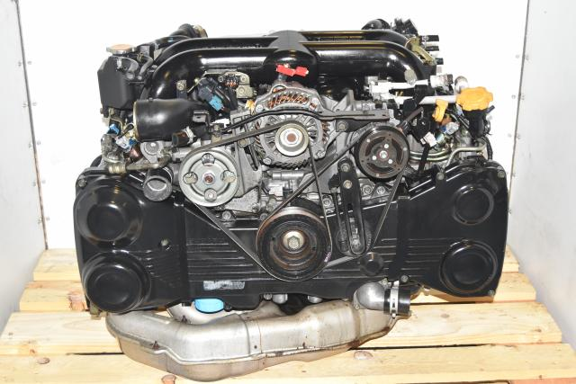 Used JDM Legacy GT 2004-2005 Twin Scroll DOHC Dual-AVCS EJ20X Engine for Sale