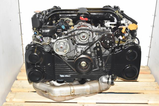 2004-2005 Legacy GT DOHC Dual-AVCS Ej20X Twin Scroll Turbocharged JDM Replacement Engine