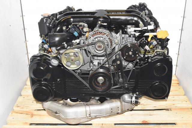 Used JDM Subaru Legacy GT 2004-2005 Twin Scroll DOHC Turbocharged Dual-AVCS Replacement Engine