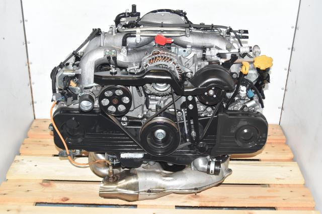 Used Subaru AVLS 2.5L EJ253 2006+ Non-Turbo Impreza RS SOHC Replacement Engine for Sale