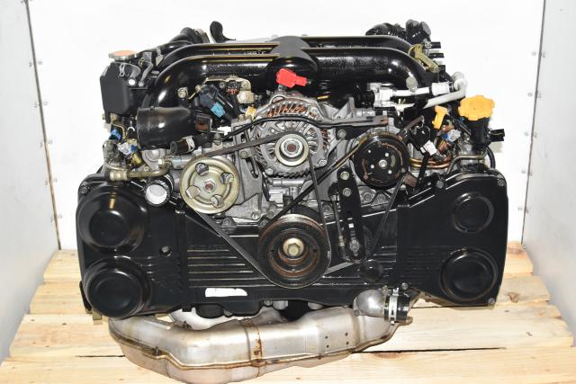 Used 2.0L JDM Legacy GT EJ20X Replacement 2004-2005 DOHC Twin Scroll Engine