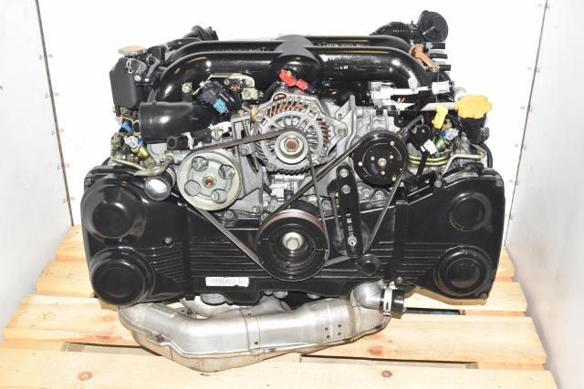 Used JDM Legacy GT EJ20X Twin Scroll Dual-AVCS 2.0L Replacement Turbocharged Engine