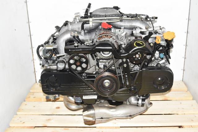 Used EJ253 SOHC 2.5L AVLS Replacement Impreza RS Naturally-Aspirated Engine