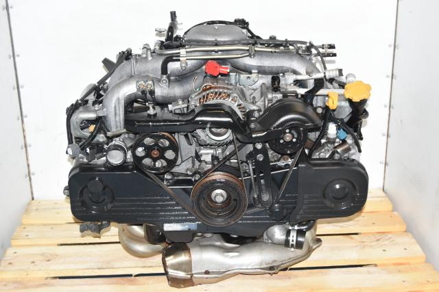 Used Subaru Impreza, Legacy, Forester Non-Turbo EJ253 AVLS 2.5L Replacement Engine 2006+