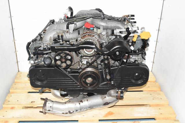 Used Impreza SOHC RS 2.5L EJ253 Replacement Naturally-Aspirated Non-AVLS Engine for Sale