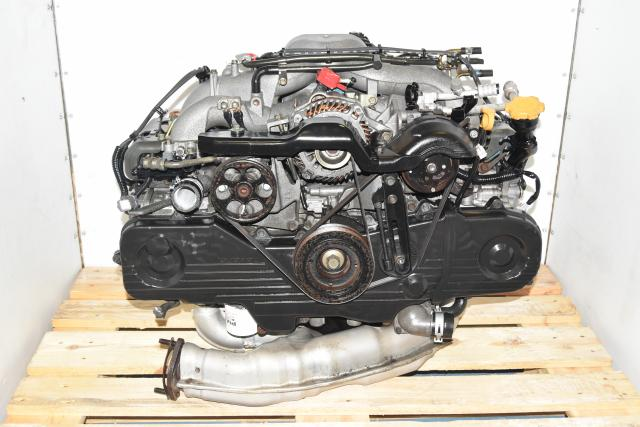 Used Subaru Impreza RS 2.0L Replacement 2004 EJ203 Non-Turbo Engine with EGR