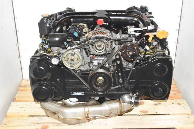 Used Subaru EJ20X 2004-2005 Twin Scroll Legacy GT JDM Replacement Dual-AVCS Engine
