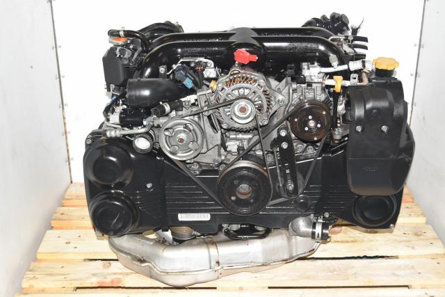 Used JDM EJ20Y Replacement 2.0L Legacy GT 2008+ Twin Scroll & Dual AVCS Engine Swap