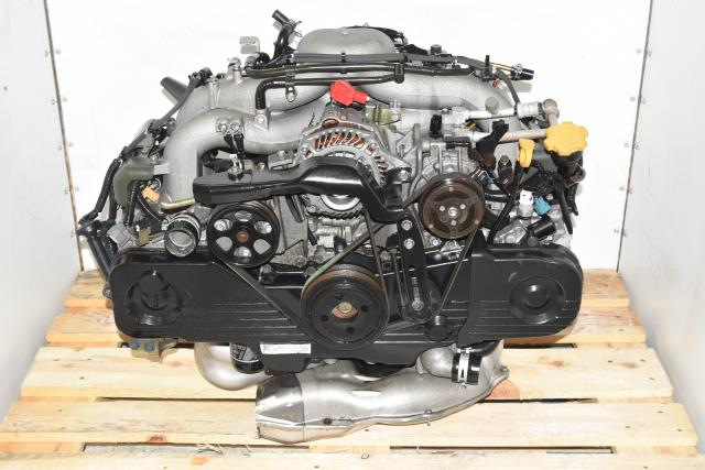 Used SOHC JDM Naturally Aspirated 2.5L EJ253 AVLS Replacement 2006+ Motor