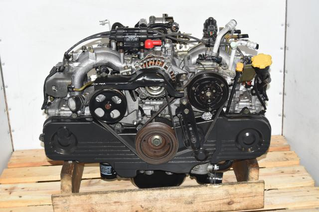 Used JDM Impreza, Legacy, Forester SOHC 1999+ Naturally Aspirated EJ201 2.0L Replacement Engine