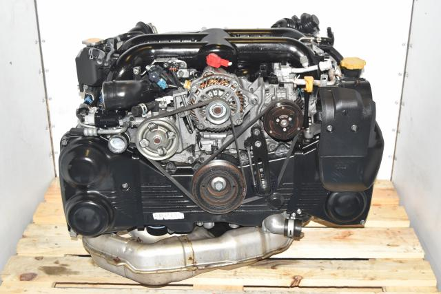 Used Subaru Legacy GT / WRX GR 2008-2014 2.0L Twin Scroll Replacement Dual-AVCS EJ20X Engine