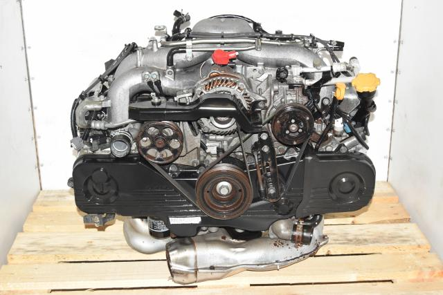 Used JDM Subaru Impreza RS 2.5L EJ253 AVLS Replacement SOHC Engine for 2006+ Models