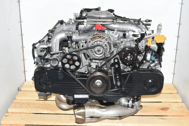 Replacement EJ253 AVLS 2006-2008 JDM Impreza SOHC 2.5L Engine