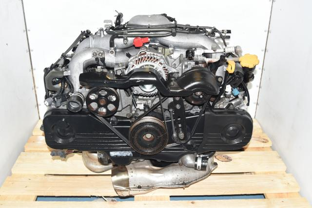Used AVLS 2.5L EJ253 JDM SOHC Replacement 2006+ Impreza RS Engine