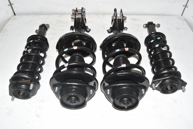 Used JDM Subaru Legacy BR9 Replacement OEM KYB Complete Suspension Assembly for Sale