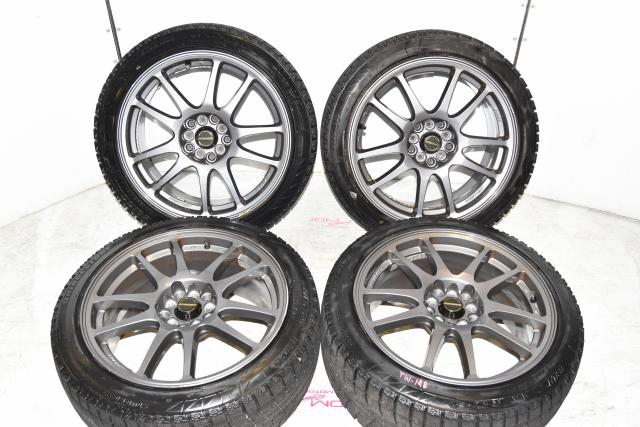 Used JDM Schneider A-Tech 5x100 & 5x114.3 ET46 17inch Mags for Sale