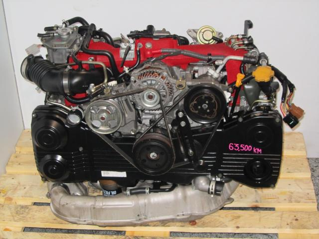 JDM EJ20 Version 9 Subaru WRX STI Engine block JDM Subaru STI parts Montreal EJ207 NASIOC SELLER