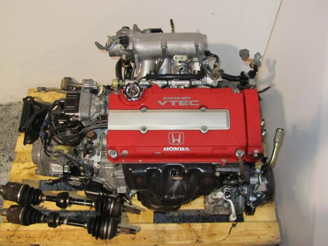 JDM B18C DC2 Integra Type-R B18C5 Engine S80 LSD JDM Transmission Montreal