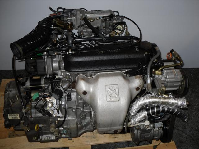 JDM F22A Honda Accord Engine & Automatic Transmission F22A1 F22A4 USA