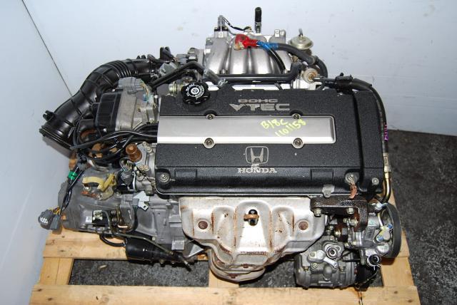 JDM HONDA B18C GSR OBD2 ENGINE S80 5 SPEED TRANSMISSION ACURA INTEGRA DC2 MONTREAL QUEBEC CANADA