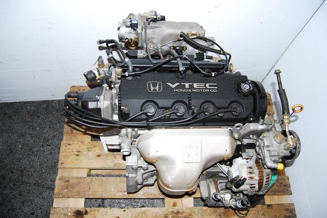 F23A HONDA ACCORD ENGINE 2.3L VTEC MOTOR FOR SALE  MONTREAL