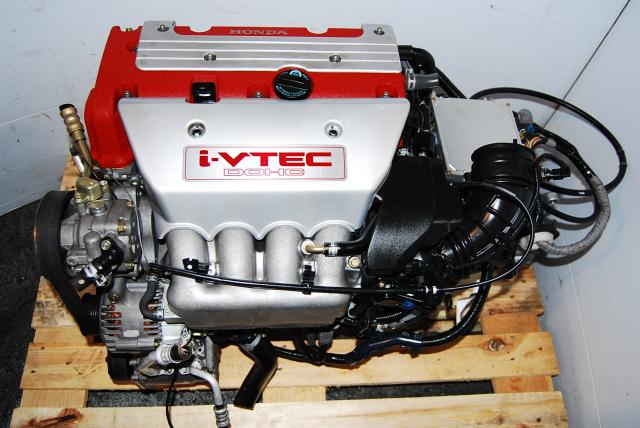 JDM K20A Acura RSX Type-R engine Y2M3 6 Speed Transmission K20Z1 Motor Montreal, Calgary