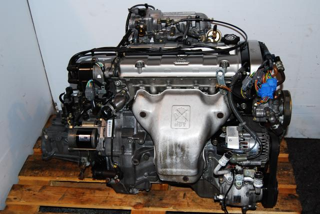 HONDA PRELUDE F22B ENGINE DOHC BB4 BB6 ACCORD MOTOR MANUAL TRANSMISSION MONTREAL F22B1 F22B2