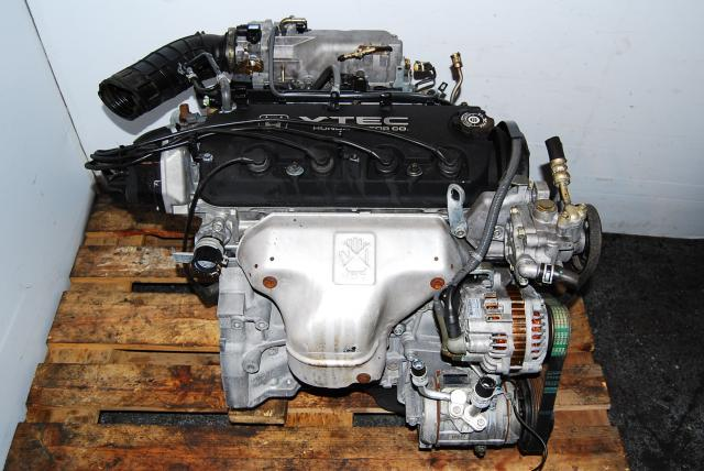 Honda Accord LX EX Motor F23A1 Vtec 2.3L 1998-2002 Engine ORLANDO ARIZONA