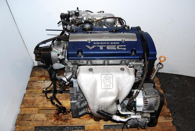 98-2002 ACCORD SIR ENGINE H23A DOHC VTEC BLUE TOP PRELUDE 97-2001 MOTOR ARIZONA