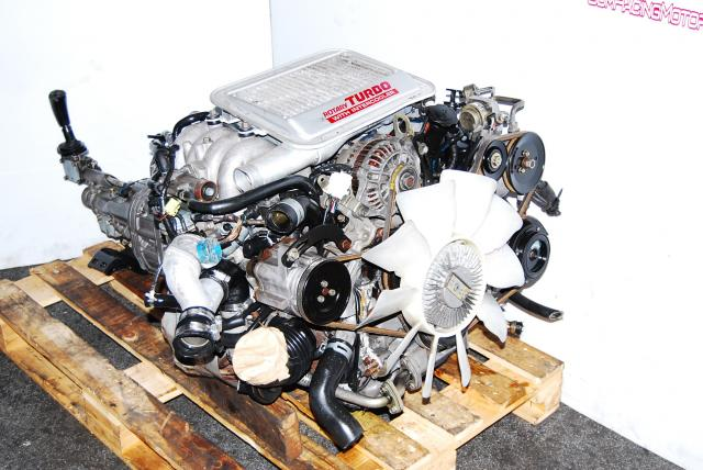 Jdm RX7 Motor 13B FC Turbo S5 Engine Colorado