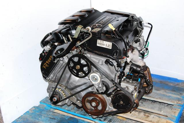 MAZDA TRIBUTE 2002-2006 ENGINE 3.0L V6 MOTOR