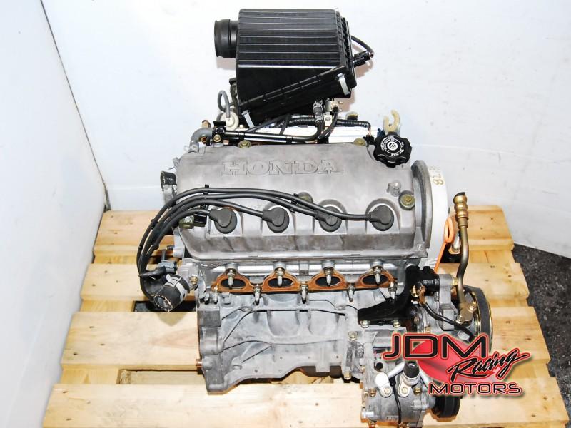 Honda D15b  D16a  Zc  D17a  D17a Vtec And Non Vtec Motors