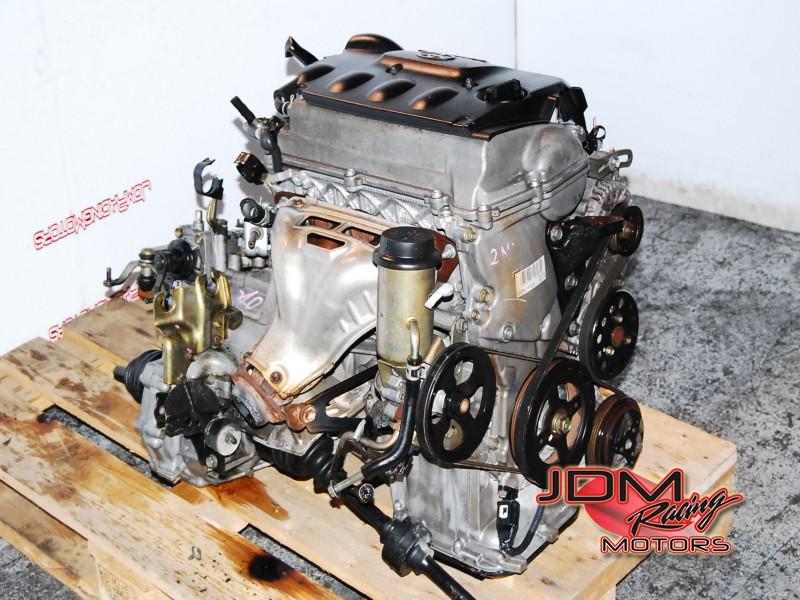 JDM    2NZ       FE    VVTI Toyota Echo  Yaris engine  5 Speed