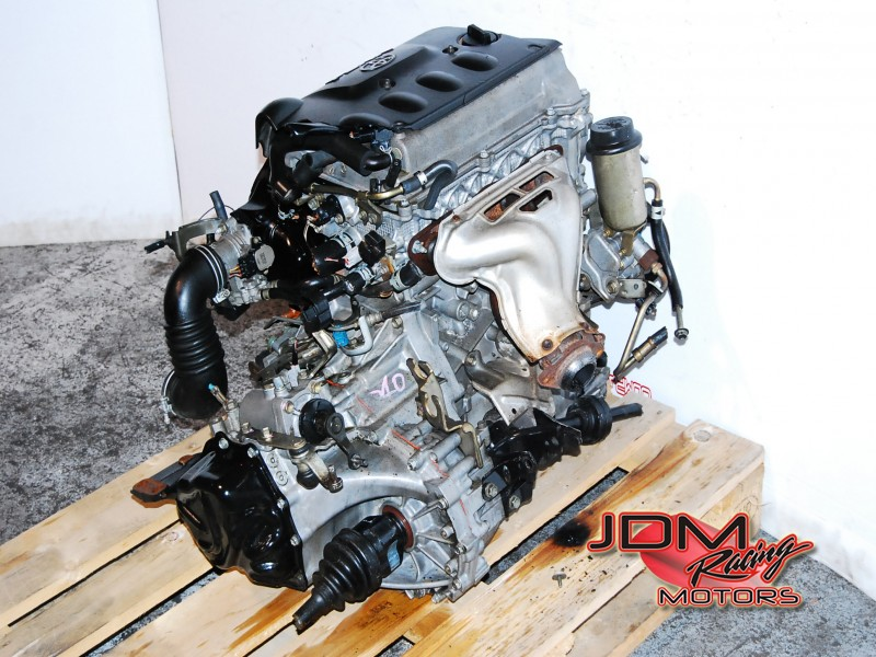 JDM 2NZ FE VVTI Toyota Echo, Yaris engine + 5 Speed transmission 1NZ FE VITZ bB SCION xB