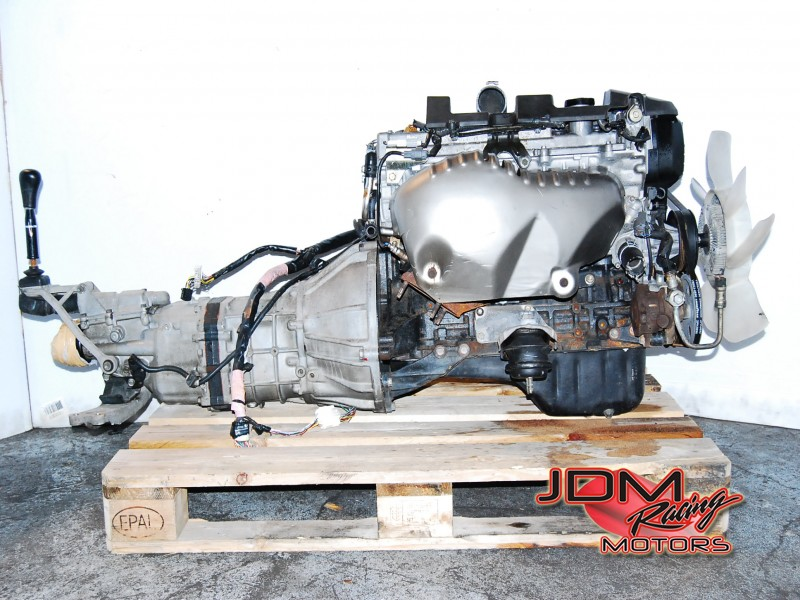 JDM 1G-FE Engine with 5 Speed Transmission IS200 LEXUS