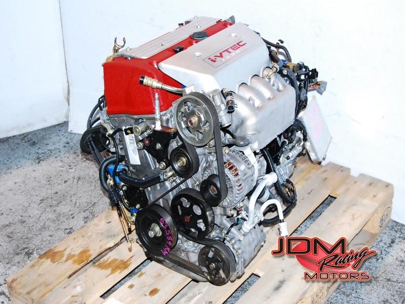 Dsc on Acura Tsx Engine 2005