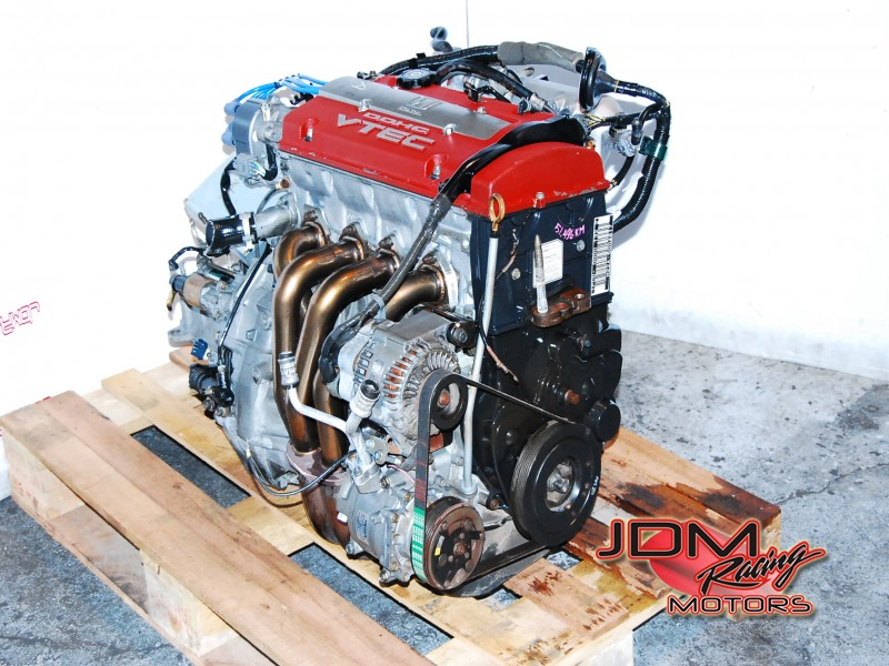Dsc on Honda Prelude H22a Engine