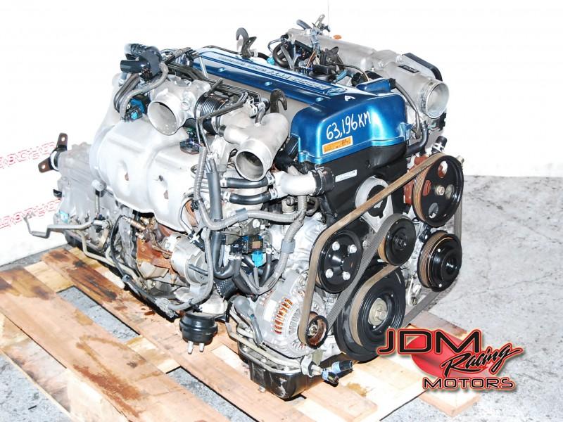 JDM 2JZ GTE Twin Turbo VVTI Lexus Aristo Engine and Transmission