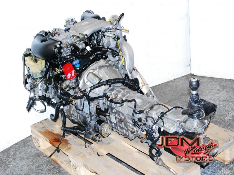 13b turbo engine and tranny