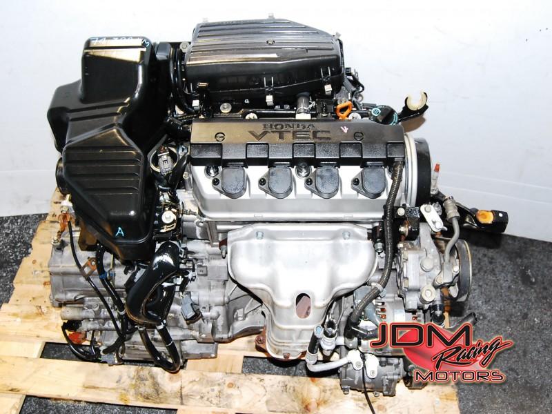 Honda D15B, D16A, ZC, D17A, D17A VTEC and Non VTEC Motors ...