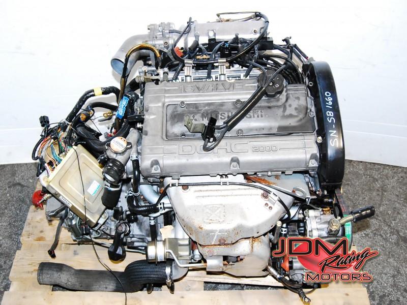 ID 1173 | Mitsubishi | JDM Engines & Parts | JDM Racing Motors