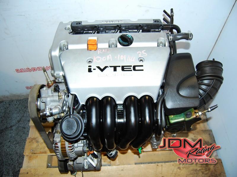 Dsc on Honda Civic Engine Replacement
