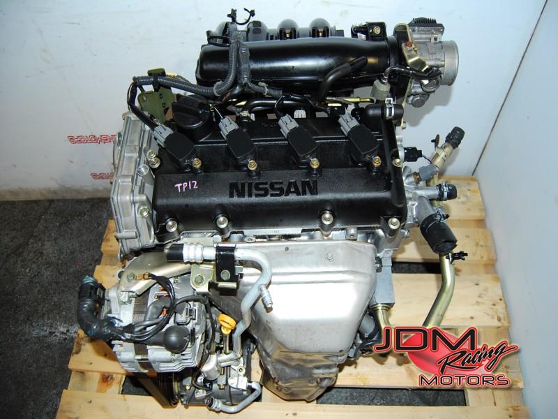 Nissan Altima Qr25 And Qr20 Motors Jdm Engines Jdm