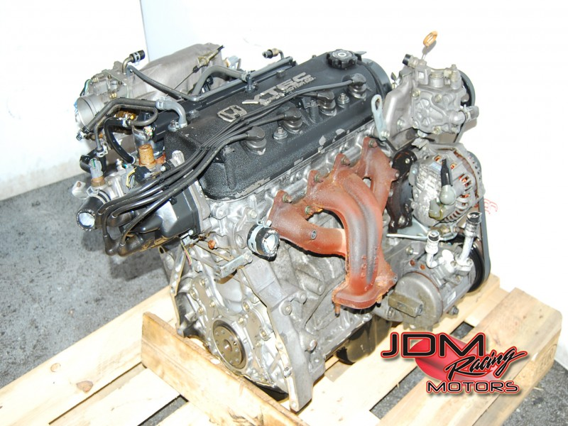 Honda Accord 1998 2002 23L 4 Cylinder Engine F23A1 VTEC Motor