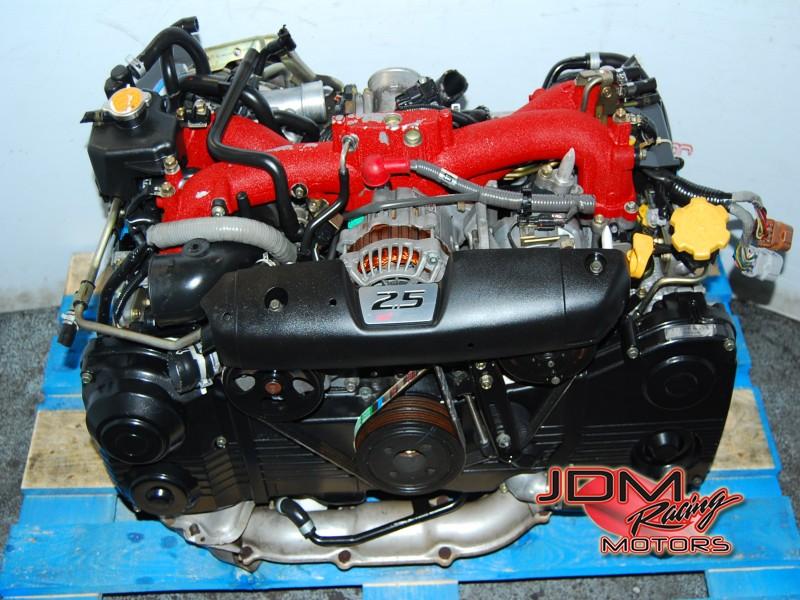 Id 1297 Jdm Ej207 Sti Motors Subaru Jdm Engines Parts Jdm