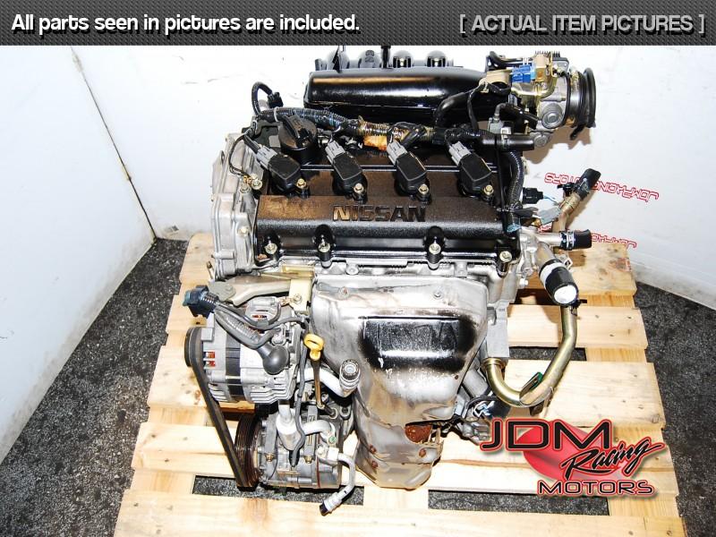 id 1315 altima qr25 and qr20 motors nissan jdm engines parts jdm racing motors. Black Bedroom Furniture Sets. Home Design Ideas
