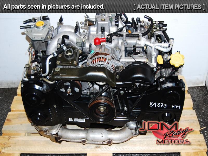 JDM EJ205 Subaru Impreza WRX Engine long block 2002-2005