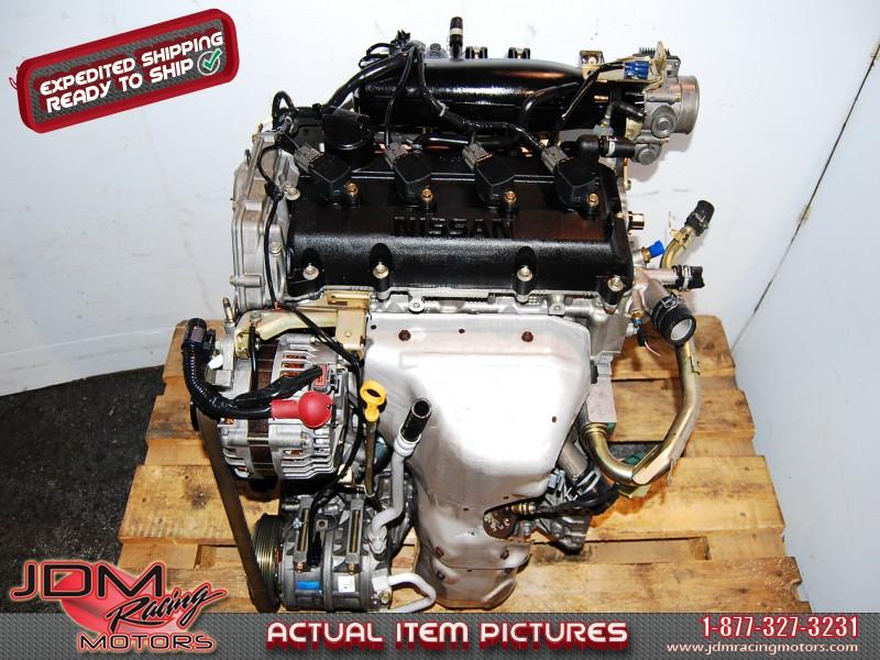 Id 1374 Altima Qr25 And Qr20 Motors Nissan Jdm