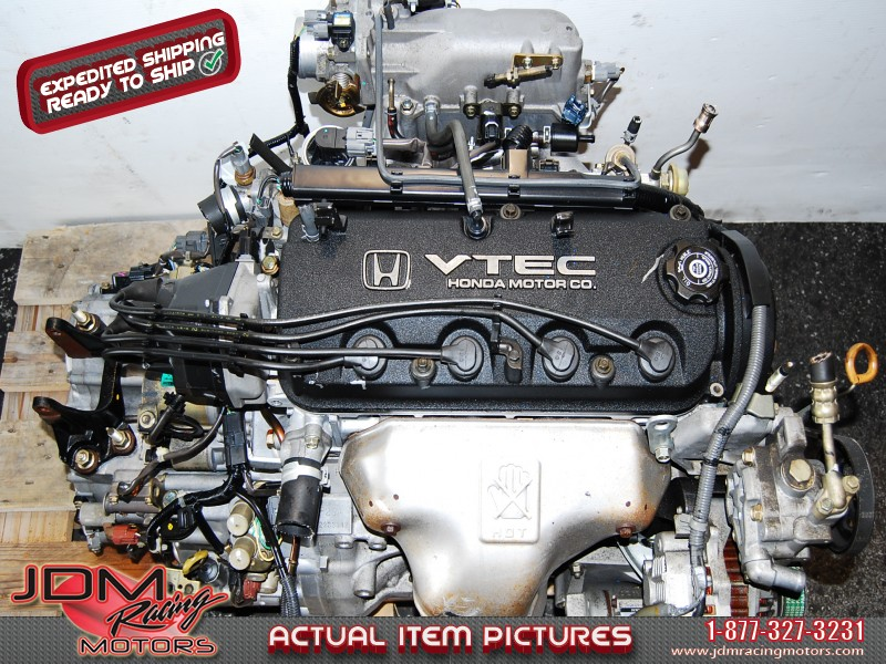 ID 1398 | Accord F23A 2.3L VTEC Motors | Honda | JDM Engines & Parts | JDM Racing Motors