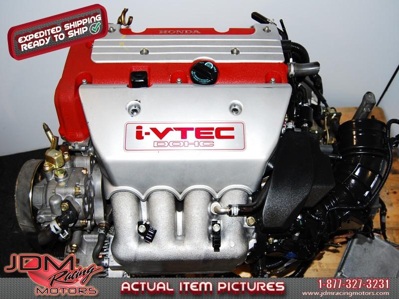 Acura/Honda K20A Engine 2002-2006 Type-R + Y2M3 Trans & ECU